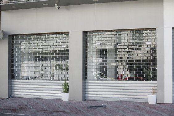 Grille Curtain Rolling Shutter | AL-Nassem Brothers Co