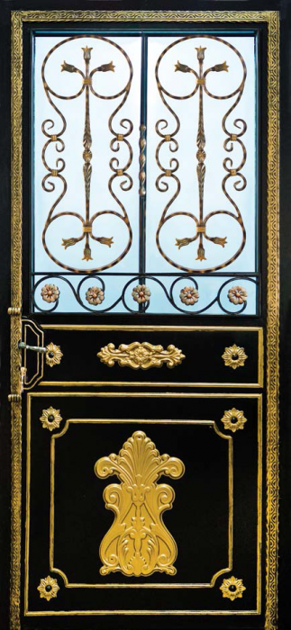 Iron gates | AL-Nassem Brothers Co